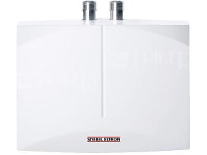 DEM průtokový ohřívač tlakový/beztlakový DEM 3 (200-240 V, 3,5 kW) 190 x 143 x 82 mm
