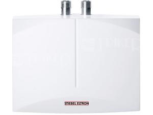 DEM průtokový ohřívač tlakový/beztlakový DEM 3 3,5kW 190 x 143 x 82 mm