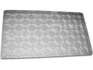 Deska pro podlahové vytápění NR75 1050 x 600 x 50 mm