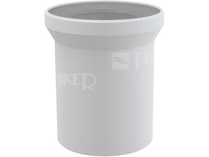 Dopojení k WC - přímý kus