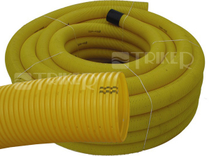 Drenážní trubka flexi  80 mm (metráž)