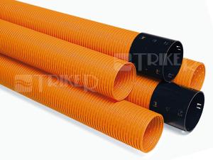 Drenážní trubka opti-drän tyč 125/2500 mm