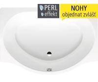 Duo Pool vana ocelová 3,5 mm 150 x 100 cm 150-1, bílá + Perl-Effekt, 222700013001, Kaldewei
