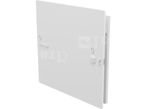 Dvířka vanová AVD001 150 x 150 mm, bílá
