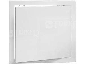 Dvířka vanová Haco plastová 20 x 30 cm bílá