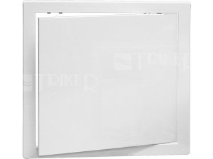 Dvířka vanová Haco plastová 30 x 30 cm bílá