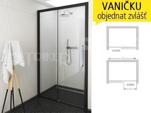 ECD2 sprchové dveře