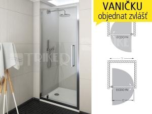 ECDO1N sprchové dveře