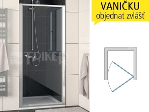 ECOP Sprchové dveře