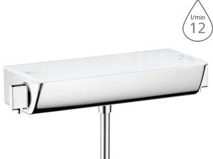 Ecostat Select sprchová baterie termostatická bílá/chrom