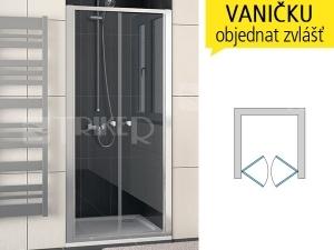 ECP2 Sprchové dveře