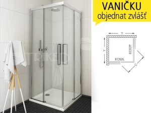 ECS2 sprchový kout