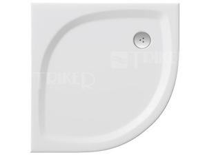 Elipso Pro FLAT vanička z litého mramoru