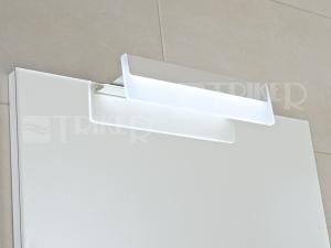 ELLA 500 LED osvětlení pro zrcadla, 1x 6W, 745 lm, 500 x 80 x 80 mm