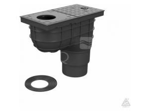 EP Lapač povrchových vod spodní odpad 110/125mm