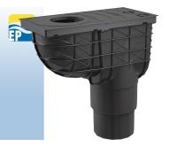 EP Lapač povrchových vod spodní odpad 110/125mm, EP