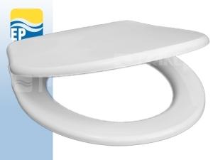 EP Sedátko univerzální termoplastové bílé