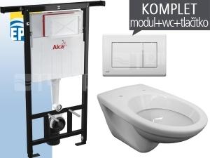 EP závěsný WC komplet 270N do bytových jader