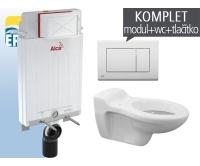 EP závěsný WC komplet dětský 270N pro zazdění, EP