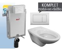 EP Závěsný WC komplet pro renovace 270, EP