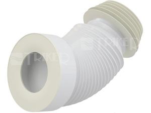 Flexi odpad k WC 110 A97S flexibilní 200-520 mm