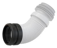 Flexi odpad k WC modulům 90 flexibilní 230-450 mm, M9006, Alca plast