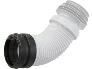 Flexi odpad k WC modulům 90 M9006 flexibilní 230-450 mm