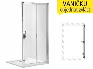 Geo-6 sprchové dveře posuvné