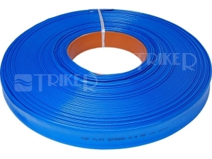 Hadice plochá TOP FLAT 6005 modrá