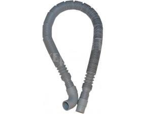 Hadice pračková odpadní roztahovací s kolenem