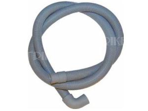 Hadice pračková odpadní skolenem 100 cm