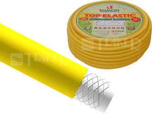 Hadice TOP Elastic 1118 žlutá 3/4