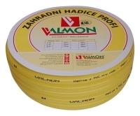 "Hadice zahradní PVC 1119 PROFI žlutá 1/2"" (svitek 25m), 1119ZL 1/2"" á 25M, Valmon"