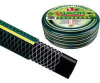 "Hadice zahradní PVC 1121 neprůhledná 3/4"" (svitek 50m), 1121 3/4"" á 50M, Valmon"