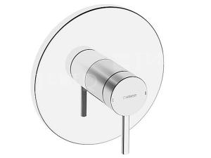 Hansa Designo sprchová baterie podomítková kulatá, vrchní sada