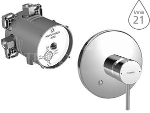 Hansa Stela sprchová baterie podomítková
