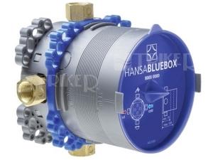 HansaBluebox podomítkové těleso DN 15