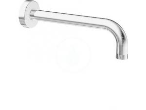 HANSAJET připojovací rameno pro talířovou sprchu G1/2XG1/2, kulaté