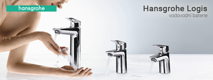 Gut gemocht Hansgrohe Logis 70. Awesome Hansgrohe Logis Bateria Umywalkowa Z AX51