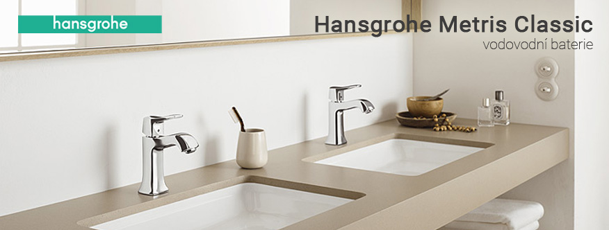 hansgrohe hansgrohe metris classic triker. Black Bedroom Furniture Sets. Home Design Ideas