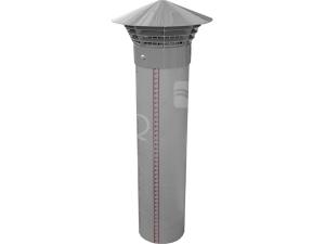 HT ventilační hlavice 110 / 400 mm