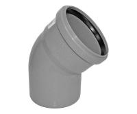 HTB koleno 45° 125 mm, 116120, Osma
