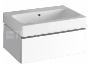 iCon umyvadlo 60 x 48,5 cm bez otvoru pro baterii, bílé