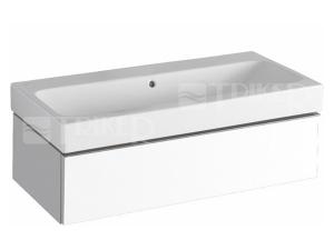 iCon umyvadlo 90 x 48,5 cm bez otvoru pro baterii, bílé