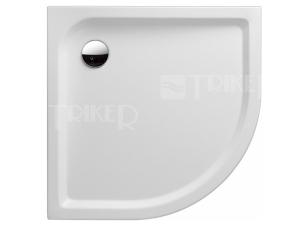iCon vanička akrylátová čtvrtkruhová