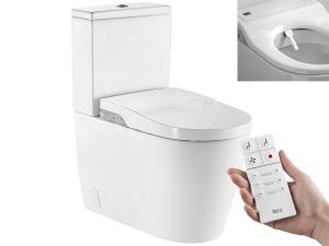 In-Wash Inspira klozet kombinační se sprchovacími funkcemi, bílý