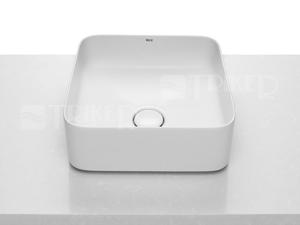 Inspira Square umyvadlová mísa na desku 37 x 37 cm bílá