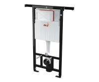 Jádromodul A102/1200 pro závěsné WC do bytových jader, A102/1200, Alca plast