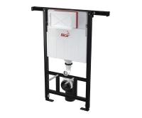 Jádromodul AM102/1000 pro závěsné WC do bytových jader, AM102/1000, Alca plast