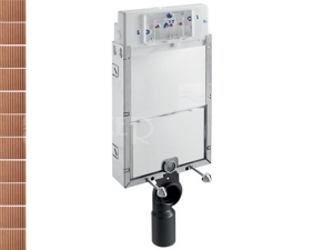 Jika modul Basic WC System pro závěsné WC pro předezdění